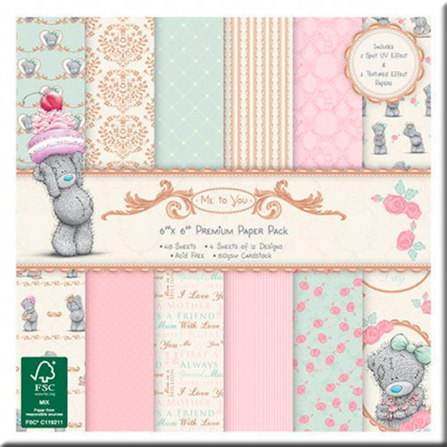 Papeles Scrapbooking - MTY Mothers Days (15x15)
