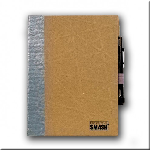 Scrapbooking - Cuaderno SMASH Couture Style