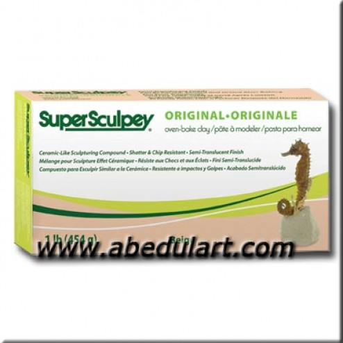 Sculpey supersculpey 454gr