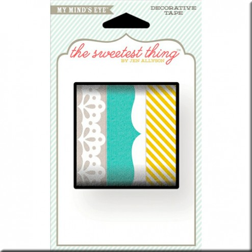 Set 3 Washi Tape - Smile