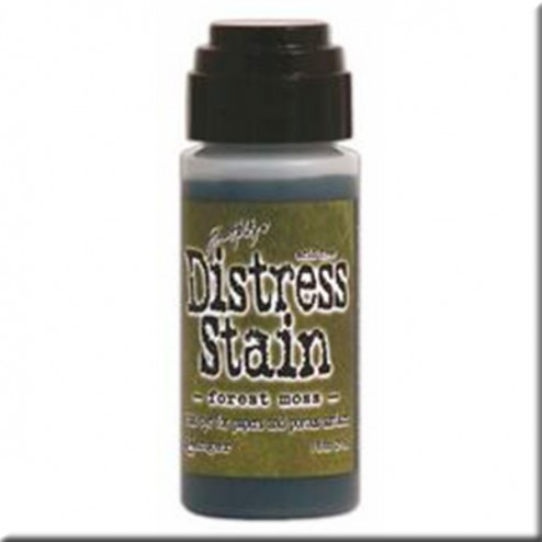 Tinta Distress Stain - Forest Moss