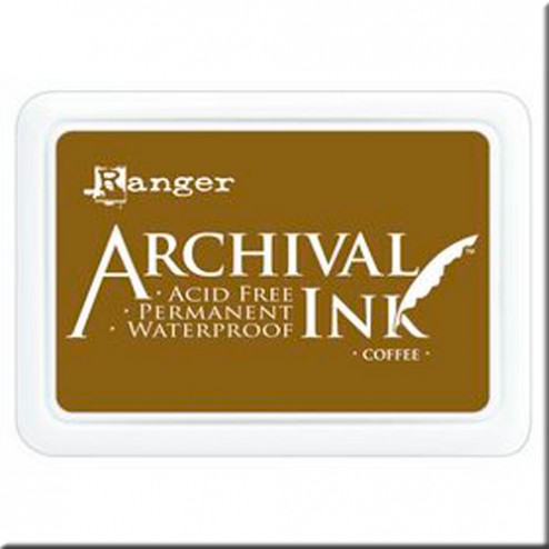 Tinta Archival Ink - Coffee