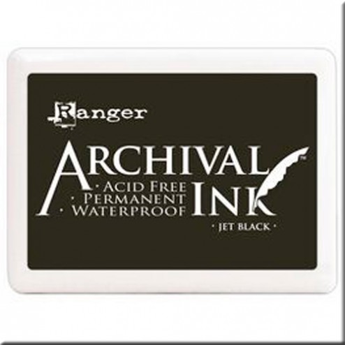 Tinta Archival Ink - Jet Black