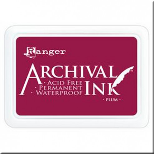 Tinta Archival Ink - Plum