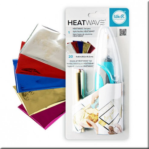 Kit Lápiz de calor para Foil (Heatwav Pen Tool Kit)