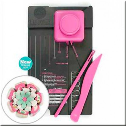 Flower Punch Board (Flores) - We R Memory Keepers
