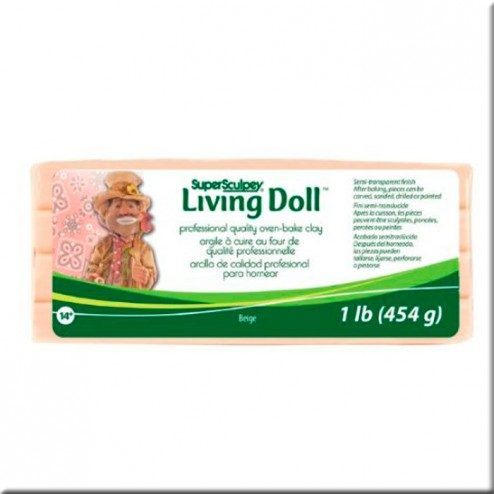 Sculpey - Living Doll beige