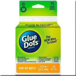 Puntos Adhesivos - Pop Up (75 piezas)