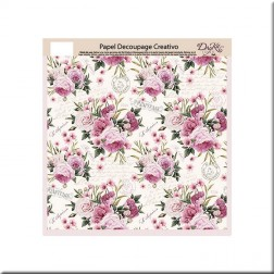 Papel Decoupage Dayka Primtems