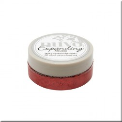 NUVO Expanding Mousse Red Leather