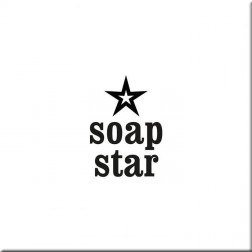 Sello de Madera Soap Star