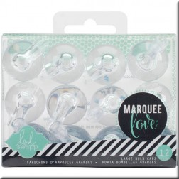Marquee Love - Protector LED Transparente (25 mm)