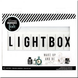 Marquee Love Lightbox