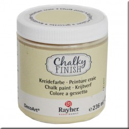 Chalky Finish Acabado Tiza - Camafeo - Alabastre (236 ml)
