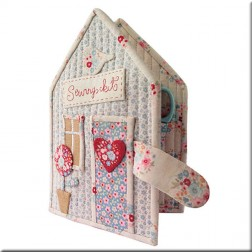 Kit de Patchwork Casita Costurero - Tilda