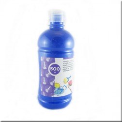 Tempera Azul Opaca (500ml)