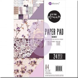 Papeles Scrapbooking Enchanted (A4) My Prima Planner