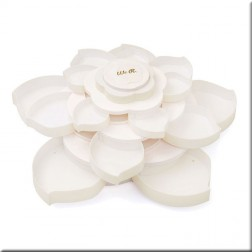 Almacenaje Flor Blanco (Bloom Storage) We R Memory Keepers