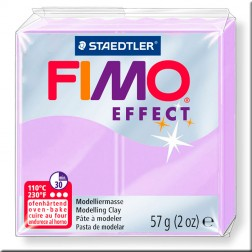 Fimo Effect Pastel Lila (605)