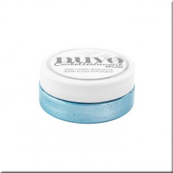 NUVO Embellishment Mousse Cornflower Blue