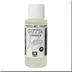 Gutta Transparente 807 (60 ml)