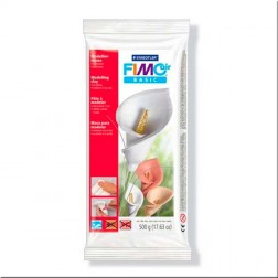 Fimo Air Basic Blanco (500 gr)