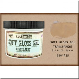 Soft Matte Gel (250 ml) Finnabair art basics