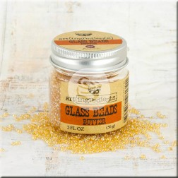 Glass Beads Butter (56g) Finnabair art ingredients