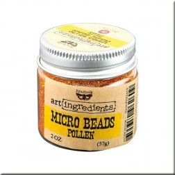Micro Beads Pollen (57g) Finnabair art ingredients