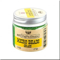Micro Beads Grass (57g) Finnabair art ingredients