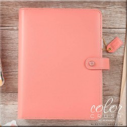 Color Crush Planner A5 Pretty Pink