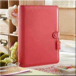 Color Crush Planner Kit A5 Rosa Coral