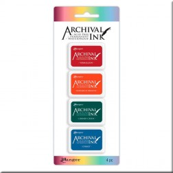 Tintas Mini Archival Ink Kit 1