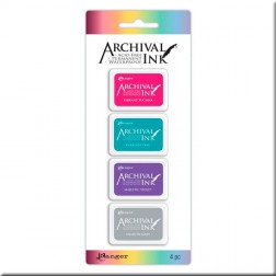 Tintas Mini Archival Ink Kit 4