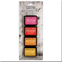 Tintas Mini Archival Ink Kit 1 Distress