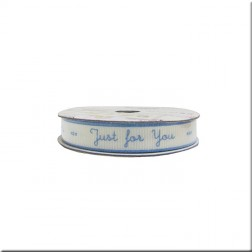 Cinta Grosgrain Amarilla Just for you Belle & Boo II