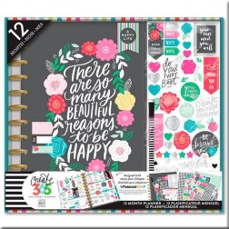 Create 365 Planner Kit Flower Pop Grande
