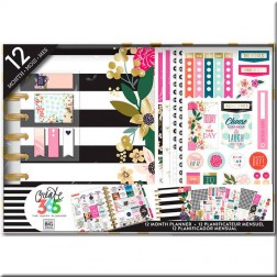 Create 365 Planner Kit Botanical