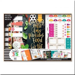 Create 365 Planner Kit Cooking