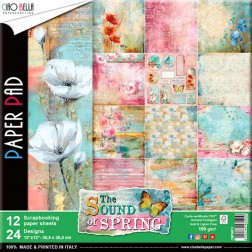 Papeles Scrapbooking The Sound of Spring (30x30)