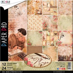 Papeles Scrapbooking The Muse (30x30)