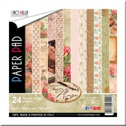 Papeles Scrapbooking The Muse (15x15)