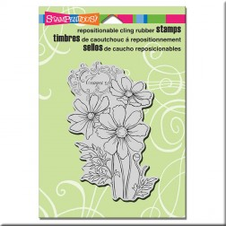 Sello Cosmos Spray Stampendous