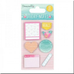 Dovecraft Notas adhesivas Planner Happy Everything
