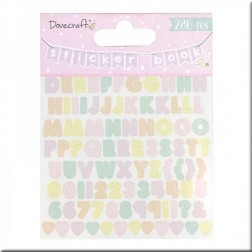 Dovecraft Adhesivos Planner Baby