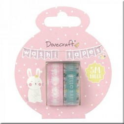 Dovecraft Washi Tapes Planner Baby