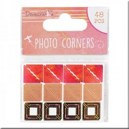 Dovecraft Esquinas para fotos Planner Travel