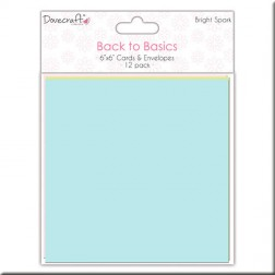 Tarjetas y Sobres - Back to Basic Bright Spark