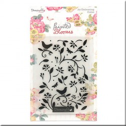 Carpeta de Embossing Painted Blooms