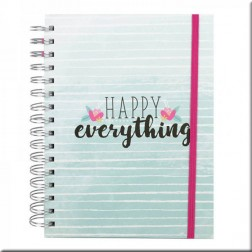 Dovecraft Everyday Planner Happy Everything A5